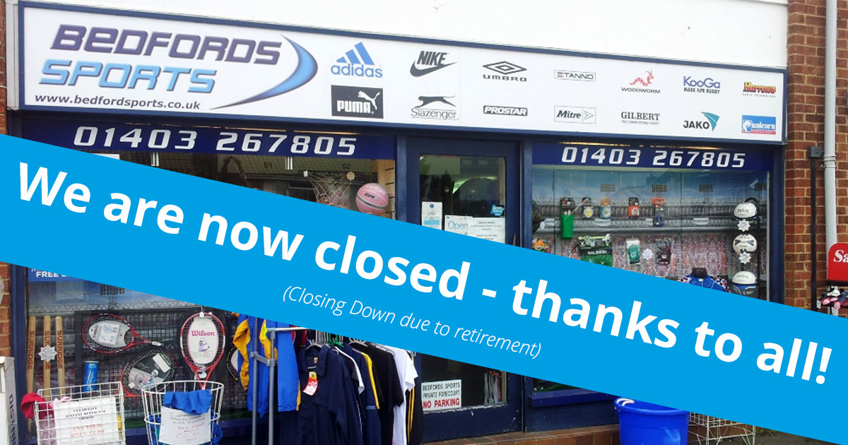 Bedfords-Sport-Closed