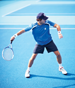 Tennis image for page